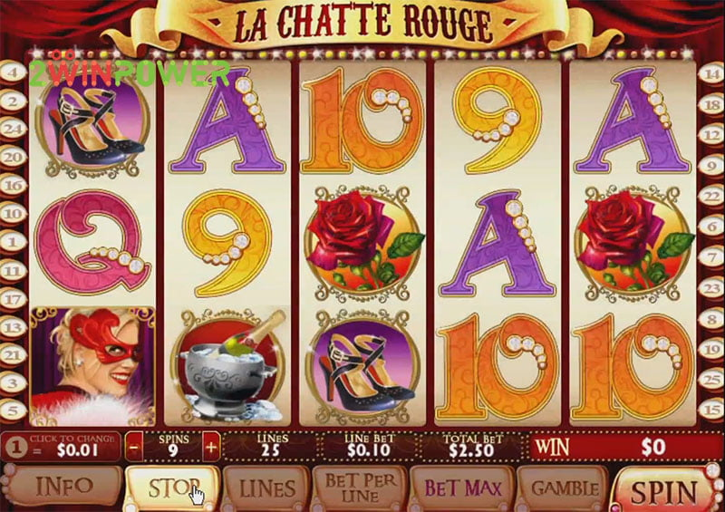 Privacidad casino Chatte Rouge - 21295